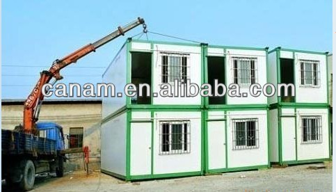 CANAM- steel structure Container House 20 Ft Modular Container Home