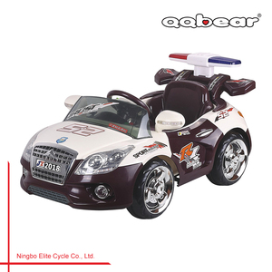 6V Ride On Motorised Cars For Babies With Remote