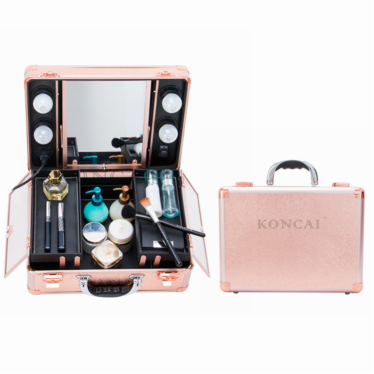Koncai Jing Pin Makeup Case Train