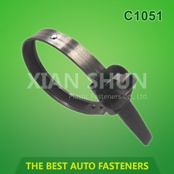 Releasable self locking Cable Strap and Cable Ties