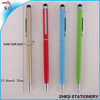 best selling cheap ballpoint metal pen