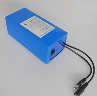 12V cylindrical rechargeable li-ion battery pack for digital products
