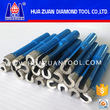 Huazuan Diamond Hard Rock Core Drill Bit for Reinforced Concrete