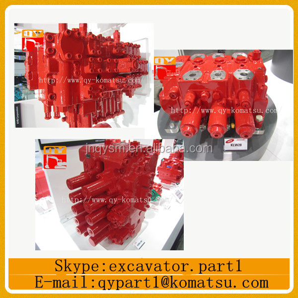 SCX180-H11 hydraulic multitandem valve for sale