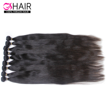 2016 new arrival 32inch long brazilian human hair extensions virgin remy