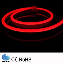 360 degree high quality led neon flexible rope light with CE and RoHS certification