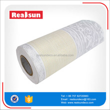 pvc self adhesive wallpaper for bedroom decoration