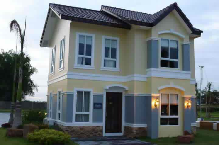 House and Lot in Pampanga Leighton Model House