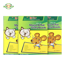 Mustrap high quality rat glue and glue trap mouse bed bug killer sticky traps mice mouse sticky glue trap