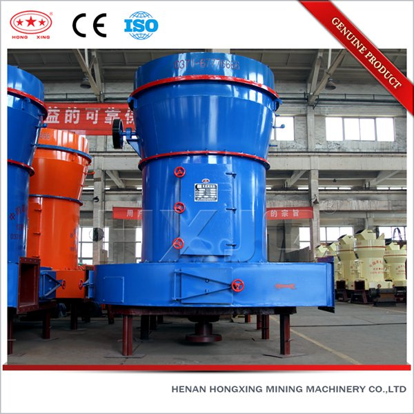 Micro Powder Processing Raymond Mill for Limestone Calcite Barite Dolomite