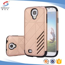 Double layer for samsung galaxy s4 mini phone case
