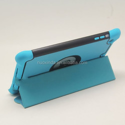 wholesale smart leather PC tablet cover for ipad mini case