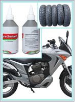 Tyre puncture sealant for Bicycle repair