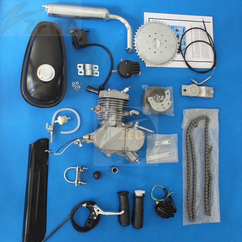 Bike Motor / Bicycle Engine Kit Price / 48cc 60cc 80cc 2 Stroke Bicycle Engine Kits