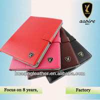 High imitation PU case for ipad5,case for ipad5,9.7inch crystal tablet case for ipad