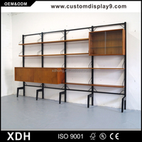 high-end fashion shoe store/shop/mall/showroom boutique shoe display cabinet