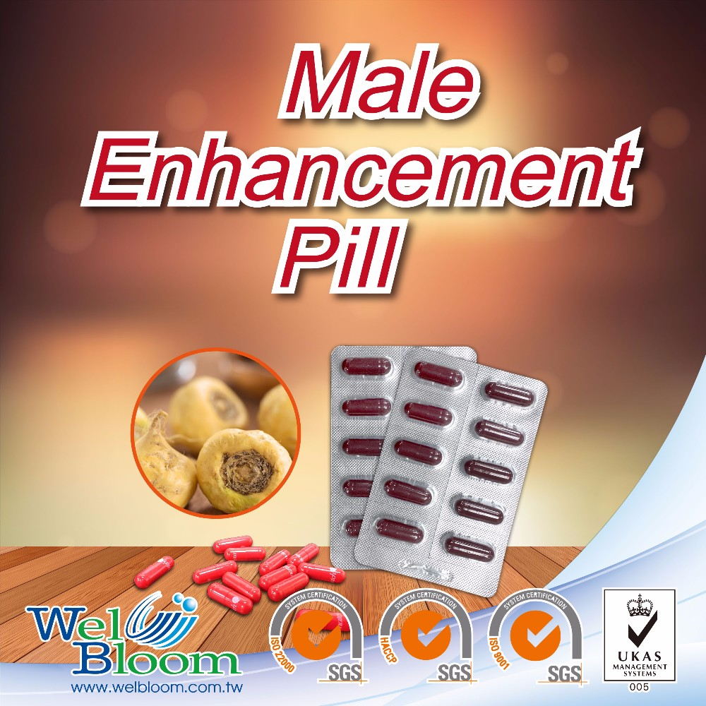 Supplement Private Label korean ginseng male enhancement