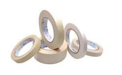 high quality Textured paper masking tape / kraft paper masking tape /brown kraft paper masking paper tape manufactuer