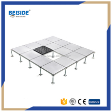 PVC/HPL finished anti-static raised floor Adjustable pedestal