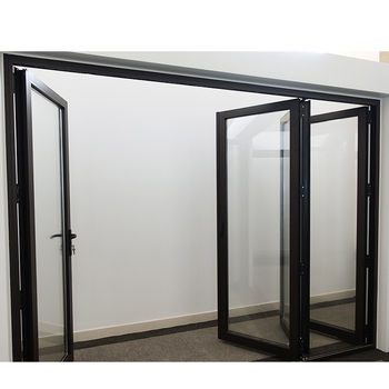 High Performance Aluminium Sliding Folding Door for Large View