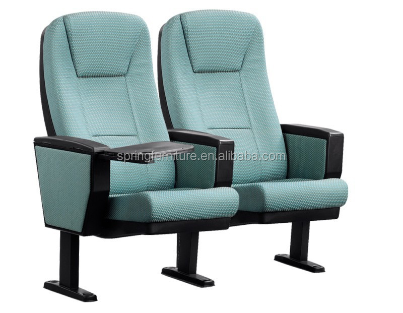 Fashion media room seating hall seat with fixed legs AP-14