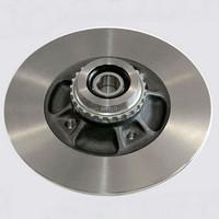 Car disc brake, front / rear disc brake for car