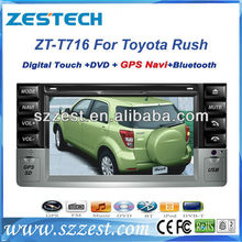 ZESTECH Car dvd player for Toyota Rush