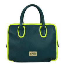 2013 guangzhou pu green bags handbags tote fashion design new handbag 2012 collection