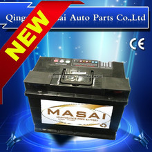 MFDIN85/DIN85MF German standard battery cars china price DIN85MF & SMF Battery 12V 85AH Automotive battery