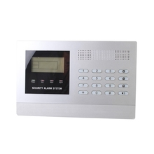 Supplier in GSM home security panel 99wireless zones