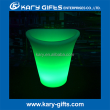 LED Light Remote Control Cool Beer Ice Bucket