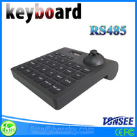New design control keyboard Surveillance 2D RS-485 speed dome keyboard controller
