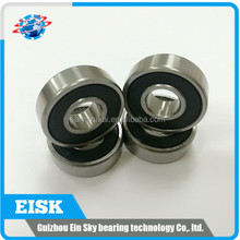 high speed low noise single row deep groove ball bearing 6000 zz for ceiling fan