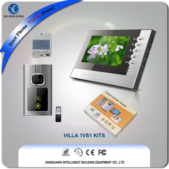 UTP Ethernet Wire Video Door Phone