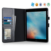 Protective Card Slots Wallet Leather Case Cover For Ipad pro 10.5