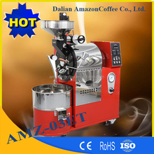 Dalian Amazon hot sale coffee roasting machines antique coffee roaster for sale