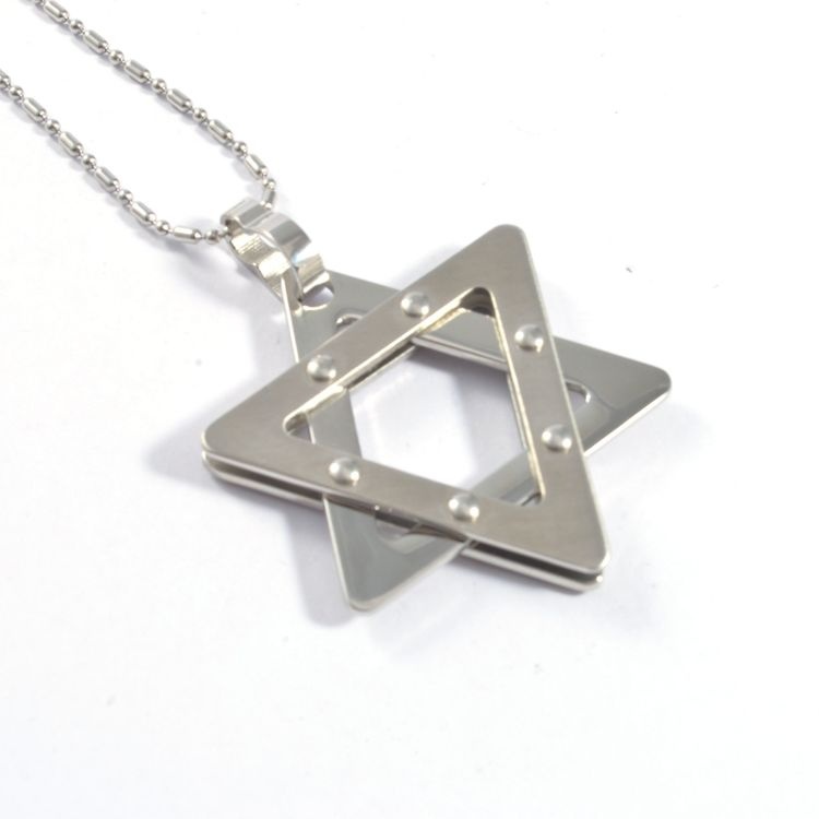 Comely Excellent Quality custom stainless steel energy pendant