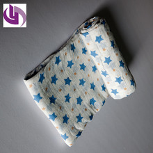 wholesale gauze organic cotton fabric