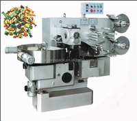 Other,Packing Machine Type New Condition Chocolate Candy Energy Bar Candy Packing Machine Single Double Twist Wrapping Machine