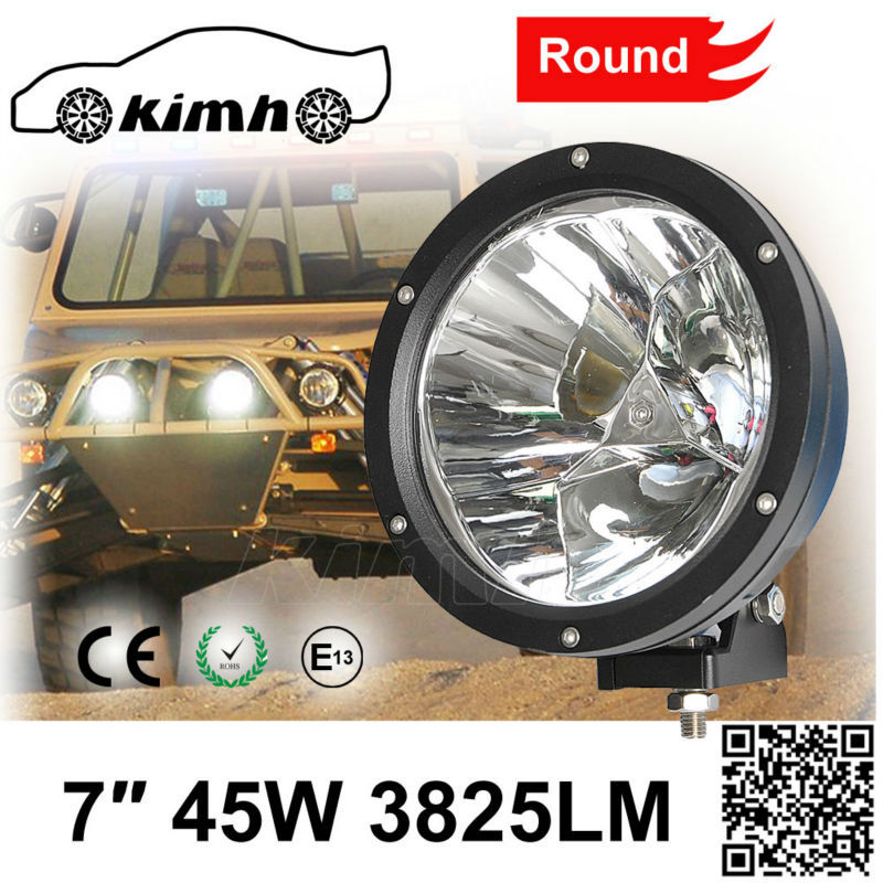 All Vehicles Used Led Light Heavy Duty Offroad 4x4 45w led work light