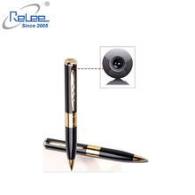 HOT Sale audio nanny spy pen kamera digital mini dv perekam RLC-989