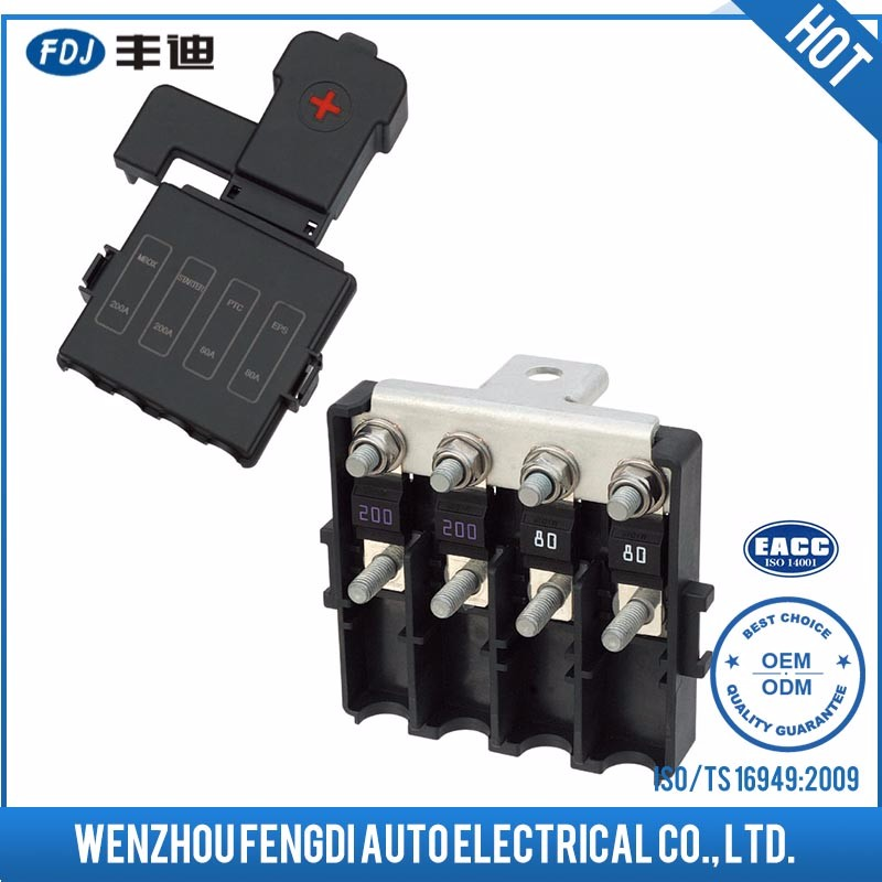 Factory Selling Directly International Truck Car Fuse Box