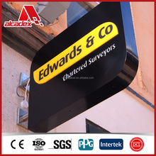 Sign Making Aluminum Composite Panel for outdoor advertising board( Sign Making Aluminum Composite Panel )