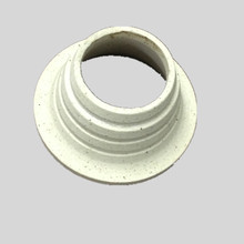 alumina ceramic pouring cups for casting parts