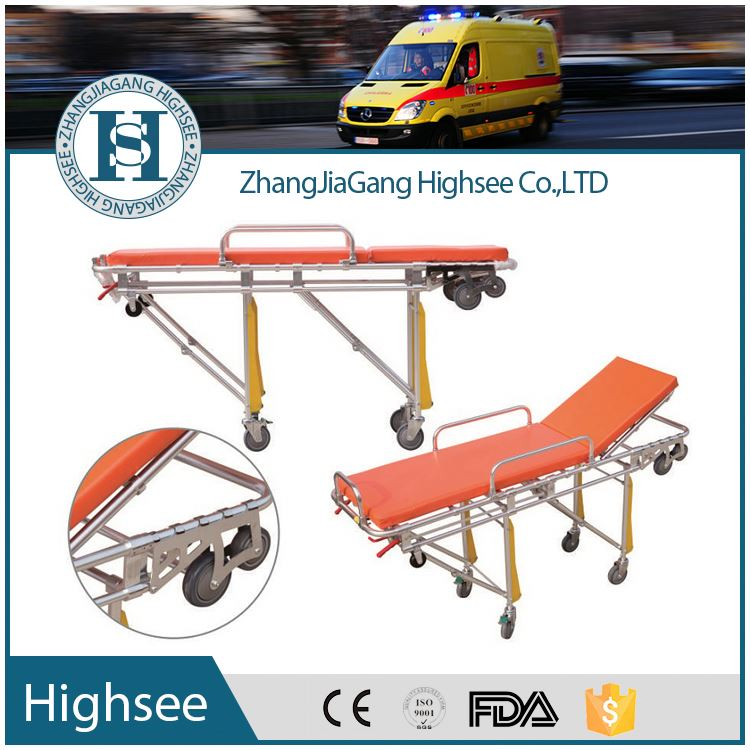 rescue transfer stretcher