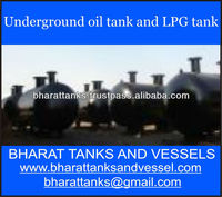 """Underground oil tank and LPG tank"""