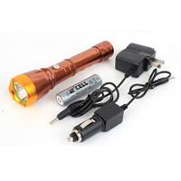 Wholesale Newest Good Quality emergency USB charger powerful flashlights