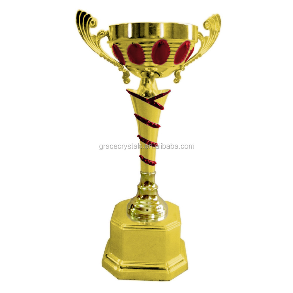 metal sports trophy die casting trophy making supplies