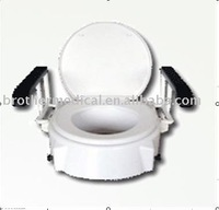 Round Raised Toilet Seat