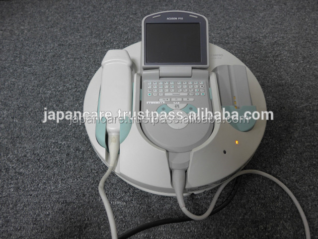 Used Handy Portable Ultrasound SIEMENS P10